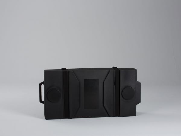 LT-550 and MOD-550 Roto-molded Case with Wheels -- Image 1