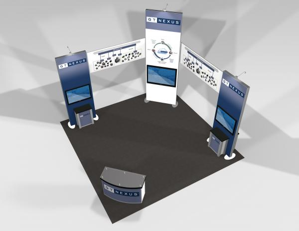 RE-9055 Trade Show Rental Exhibit -- Image 3