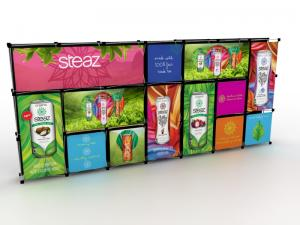 FG-201 Trade Show Pop Up Display -- Image 2