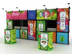 FG-204 Trade Show Pop Up Display -- Image 2