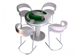 MOD-1432 Charging Bistro Table