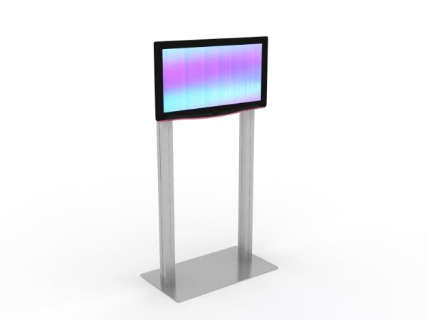 MOD-1519 Monitor Stand for Trade Shows and Events -- Image 3