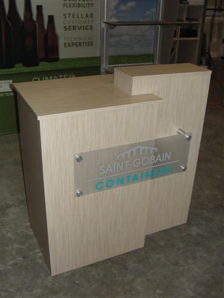 ECO-8C Sustainable Podium