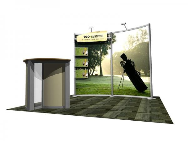 ECO-1022 Sustainable Tradeshow Display -- Image 1
