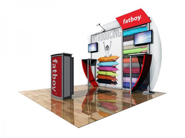 ECO-1045 Sustainable Tradeshow Display -- Image 2