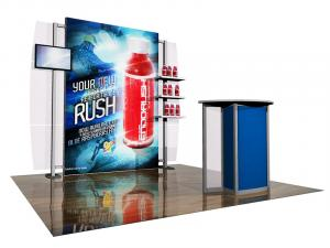 ECO-1060 Sustainable Tradeshow Display