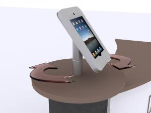 MOD-1329 | Rotating iPad Mount