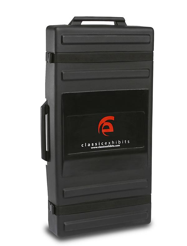 "UPGRADE TO: DI-906 Large Intro Portable Roto-molded Case with Wheels (24"" x 48"" x 8"")"